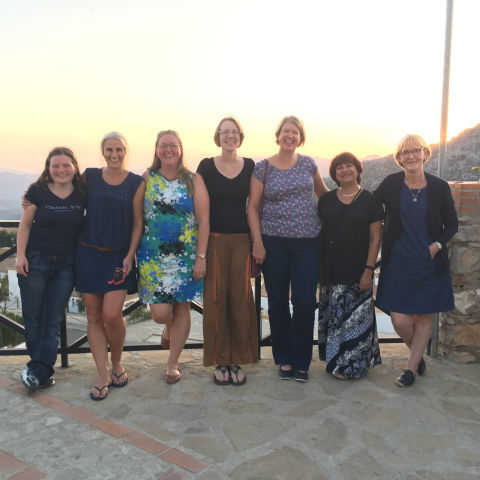 Writing Retreat Spain 2017