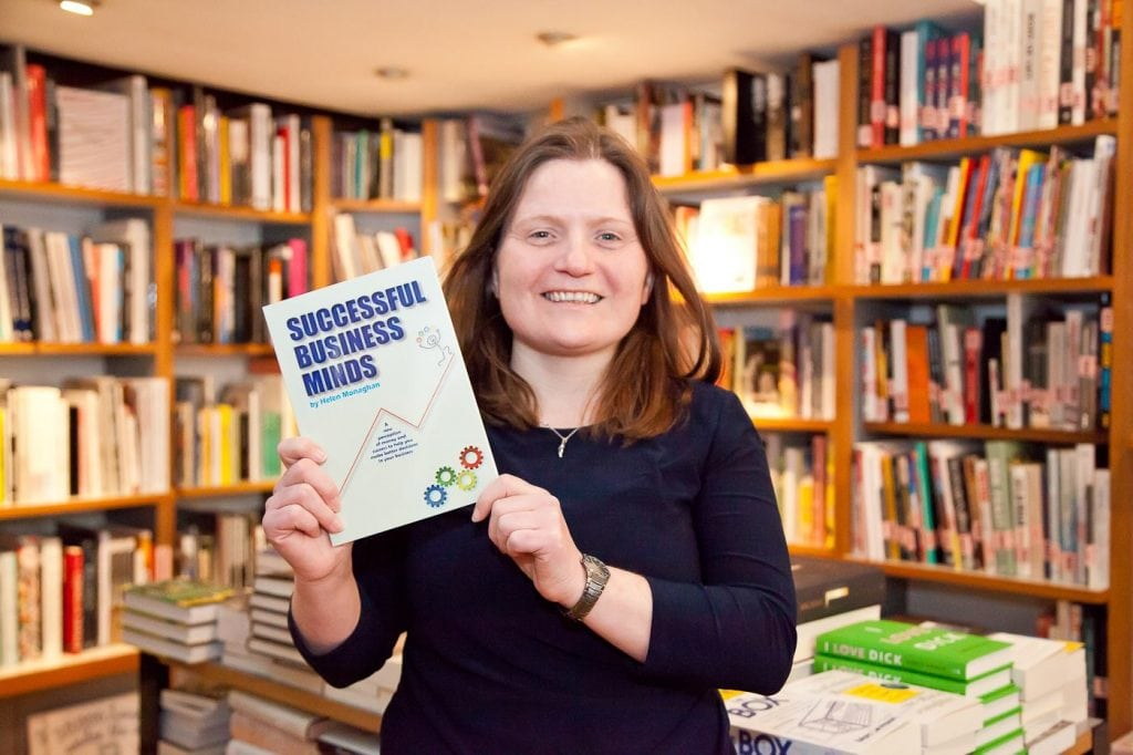 Helen with book